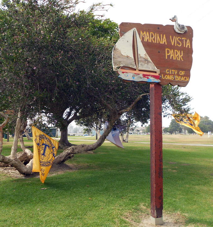 The first annual Division E Picnic was held at Marina Vista Park